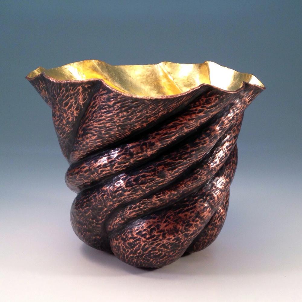 Tree Burl Vase
