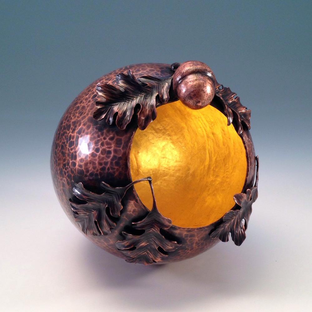 Oak & Acorn Orb