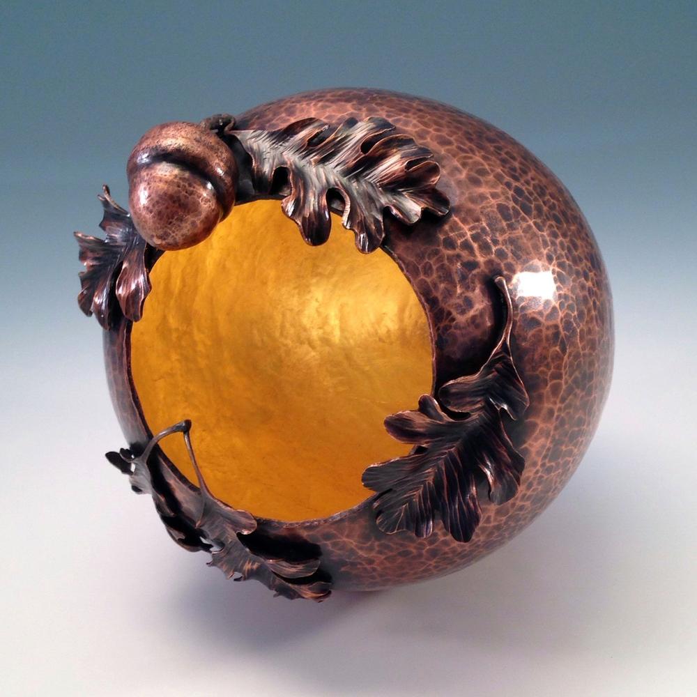 Oak & Acorn Orb II