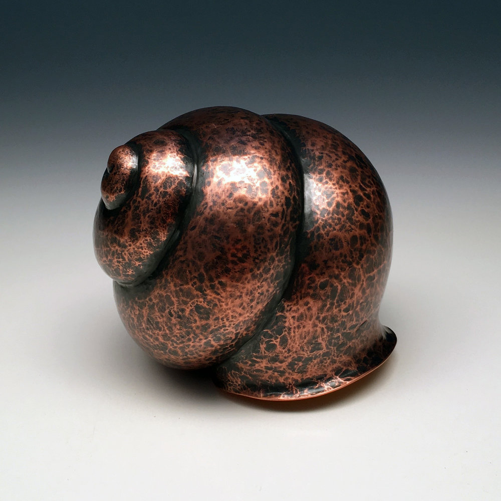 Artifact Series, Small Snail Shell