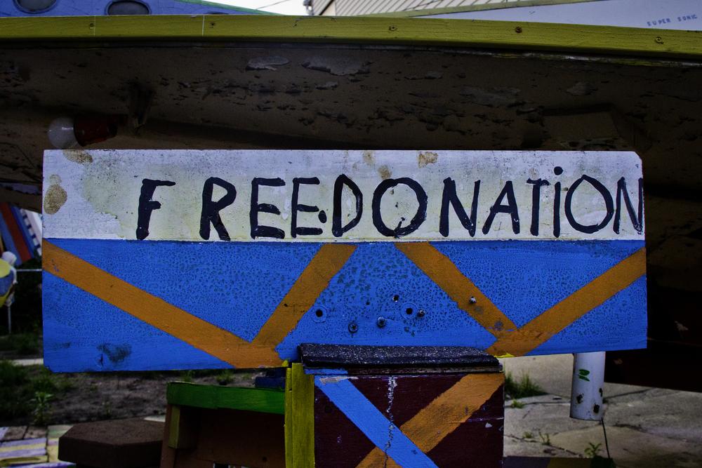 FREDONATION