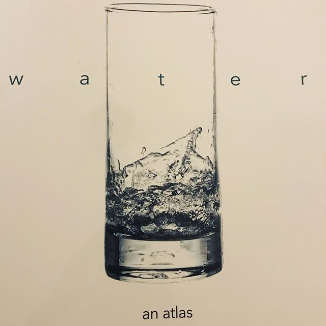 Water: An Atlas by Guerrilla Cartography. ——————————————————————— Maps as stories. I've always been really intrigued with maps and what they can represent. Through visual interpretations we can see where things happen. The differences in regions, both locally and globally. From there we can make connections as to why they are happening and be seen as a catalyst for the adjacent effects on these regions. ——————————————————————— I discovered Water: An Atlas through a kickstarter initiative put on by its creators, Guerrilla Cartography. I am not disappointed. Through various maps this book tells the stories of water and its relation to place, habitat, use and overuse, control, politics, pollution, climate, and exploration. Making connections and ties to the current state of the world through this crucial resource. I highly recommend checking it out. ——————————————————————— http://www.guerrillacartography.org ——————————————————————— #water #climate #wateranatlas #guerrillacartography #maps #storytelling #research #understandtheworld #environment #politics #resources #kickstarter #supportindie #waterrights #waterrelief  #water_of_our_world #globalissues