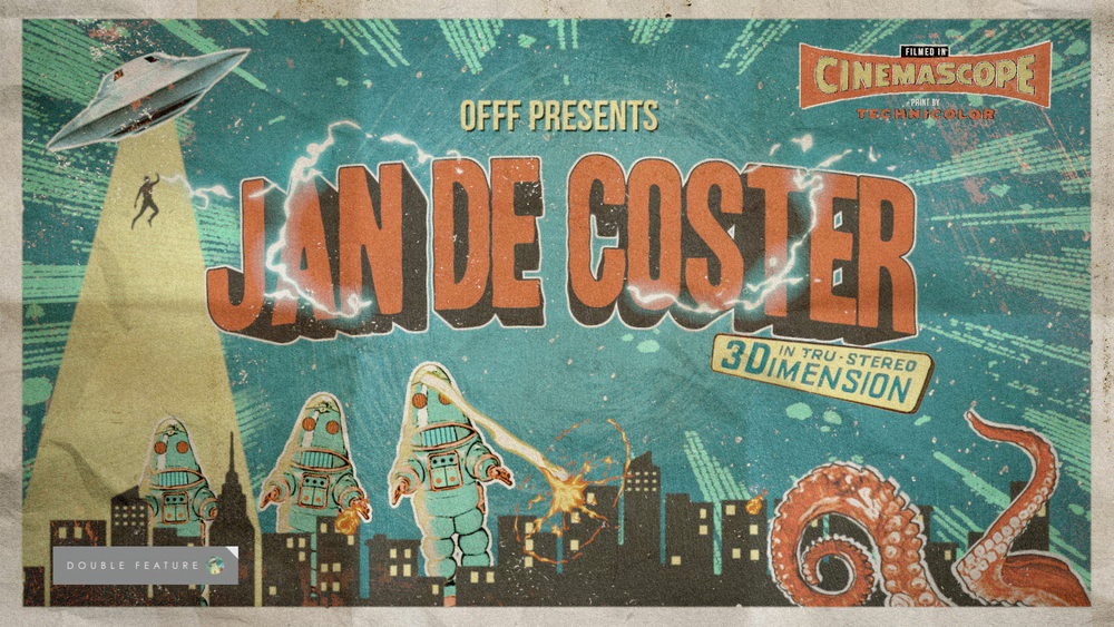 OFFF MX title card for Jan De Coster.