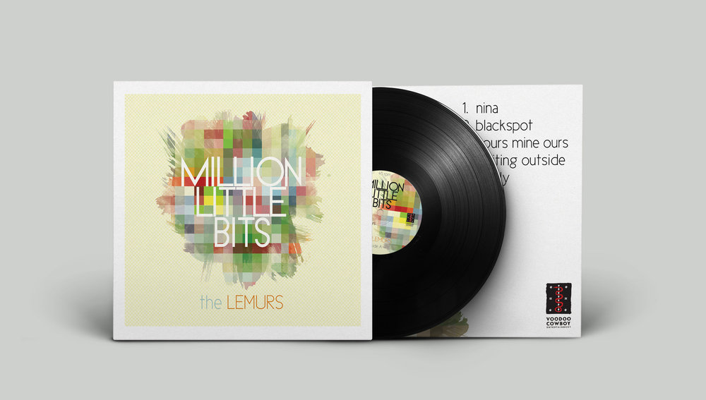 Million Little Bits  by the Lemurs