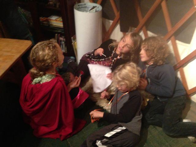 Samhain gathering