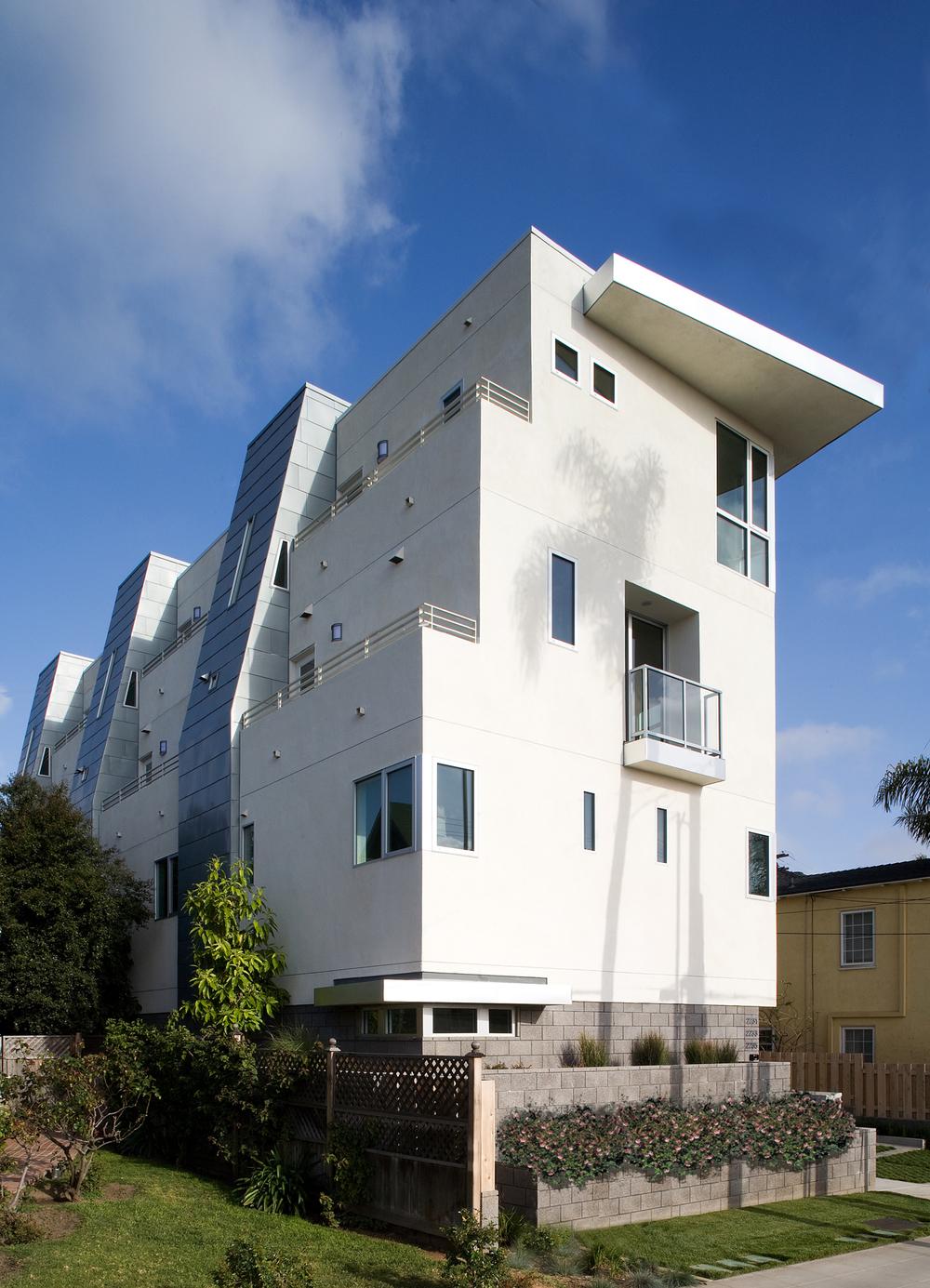 Multi Family Mixed Use San Diego Architects
