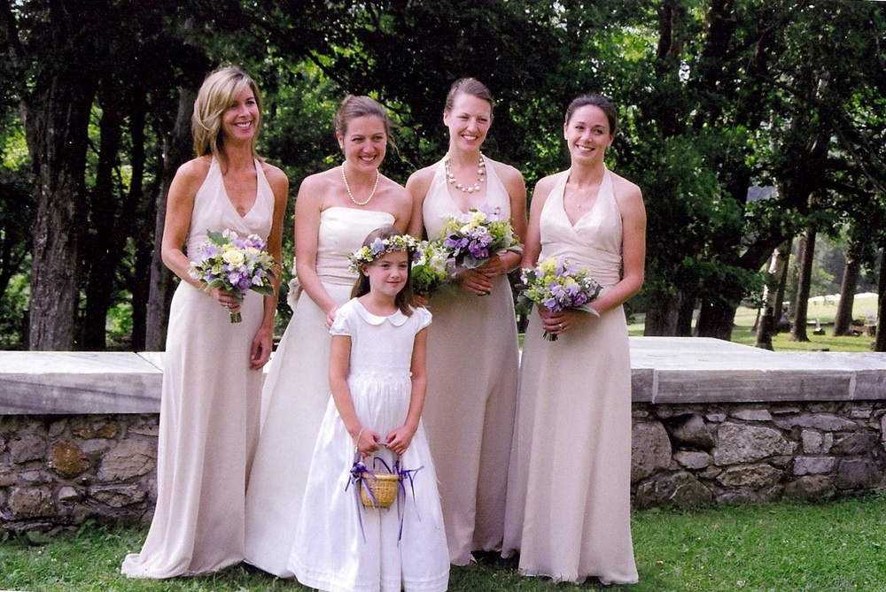 Bridesmaids at the Wilburton