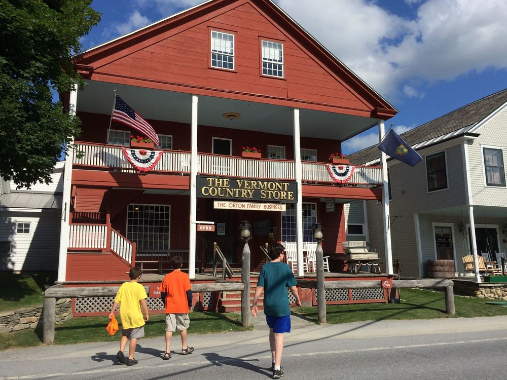 The Vermont Country Store Weston Vt
