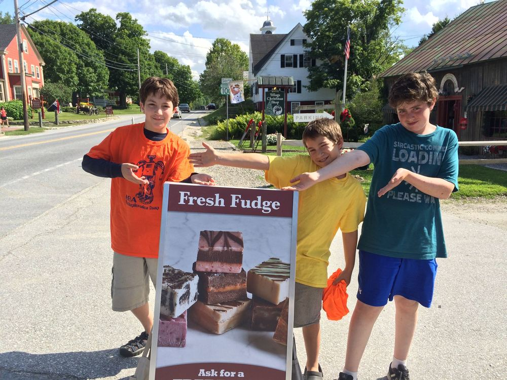 Weston VT Fudge