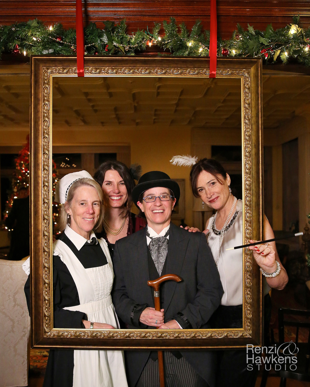 downton abbey party