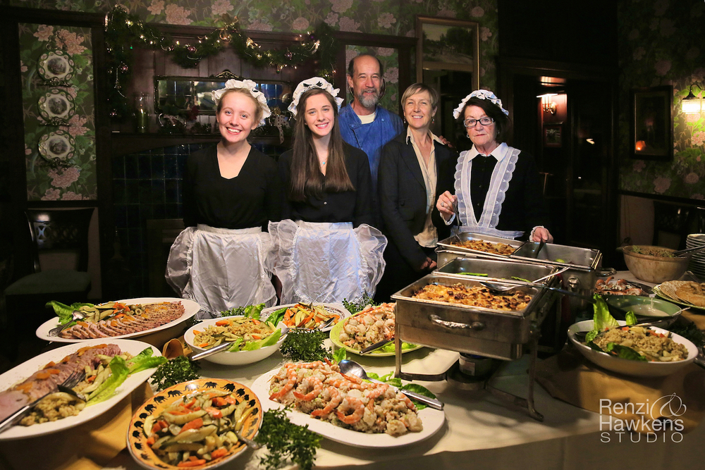 catering at the Wilburton Inn