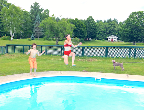 Jump into summer Wilburton Inn