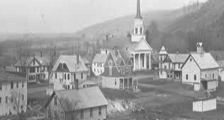 Historic Inns of the Manchester Vermont area