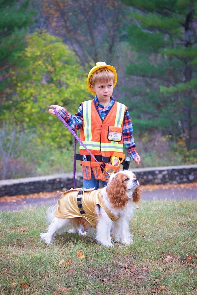 Classic Boy and Dog Cavalier Wilburton Inn Howloween 2016.jpg