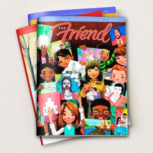 The Friend Magazine