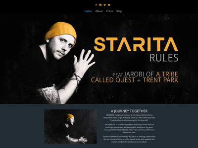 Starita Home Page.png