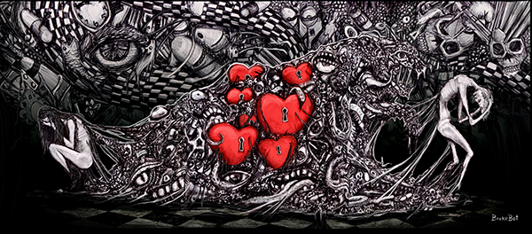 Ghost Love Misery