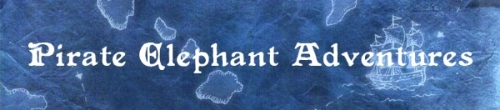 Pirate Elephant Adventures