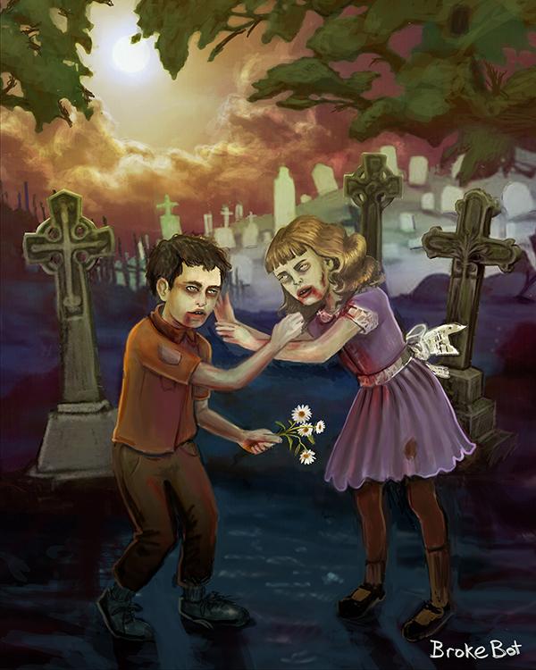Zombie Lovers