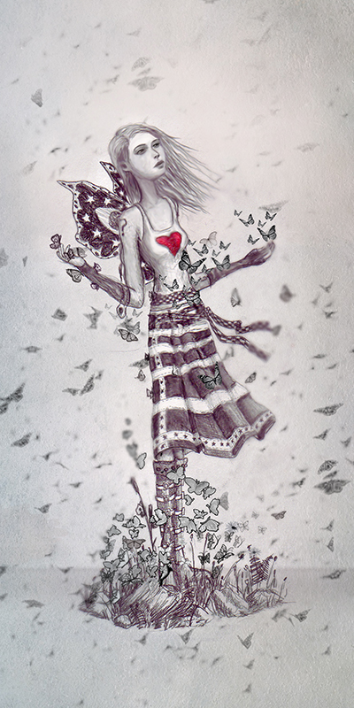 Like Wind for Butterflies