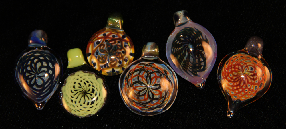 Recent pendants.