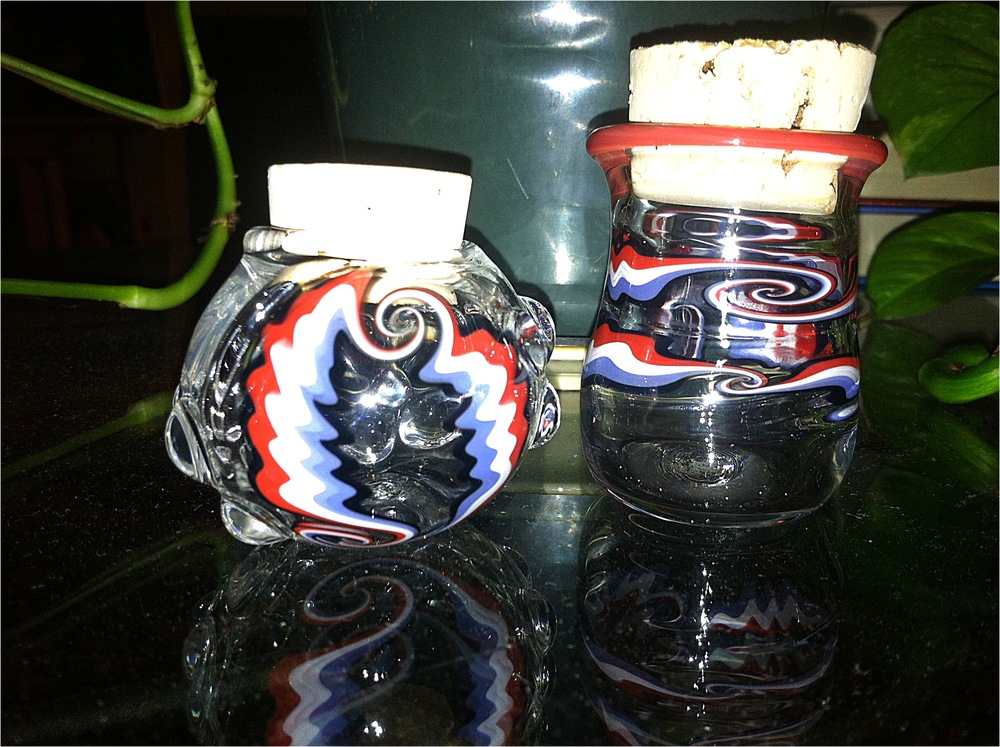 Steal Your Face Jars