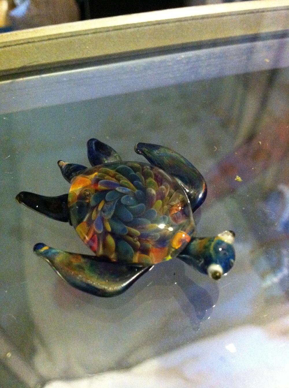 Implosion Sea Turtle