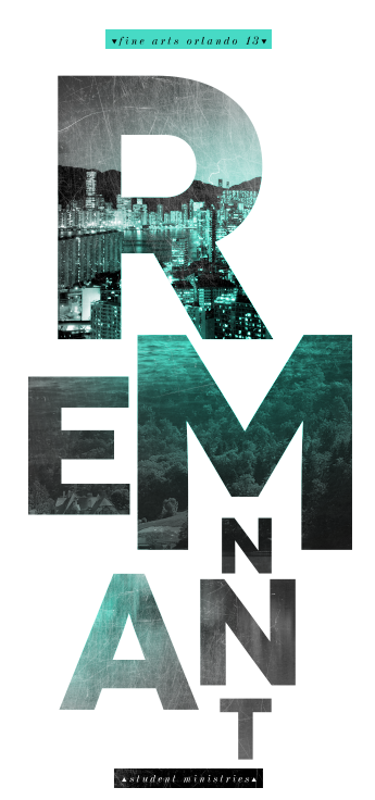 tee concept | Remnant Student Ministries