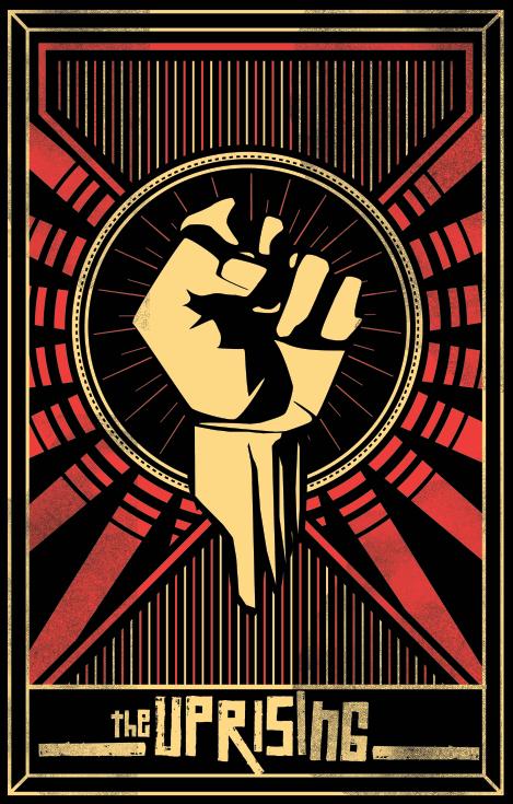 tee concept. The Uprising | Clarksville, TN