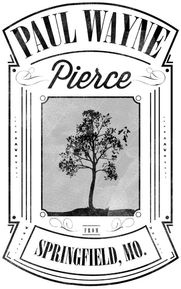 tee concept. Paul Wayne Pierce | Springfield, MO