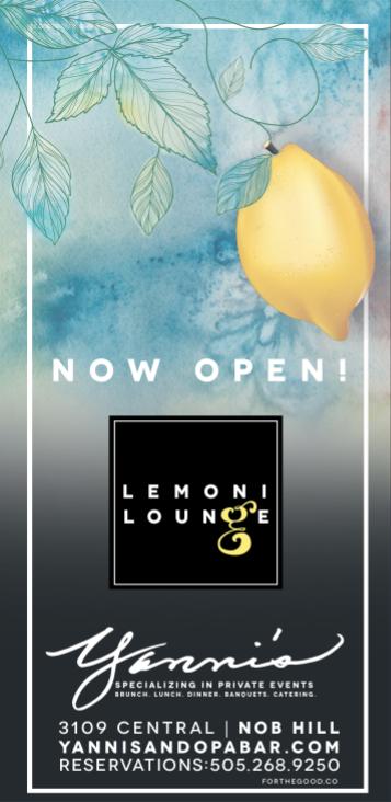 advertisement | Lemoni Lounge