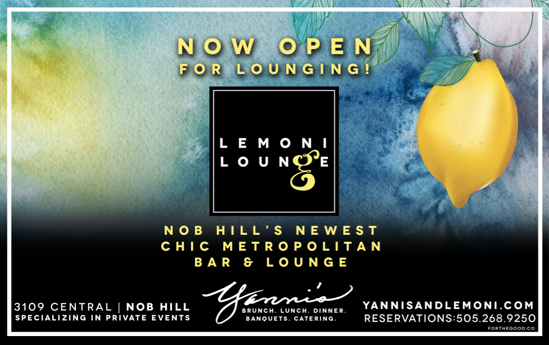 Lemoni Lounge | Alb., NM