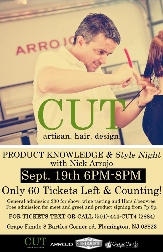 Event Promotional | CutNJ.com