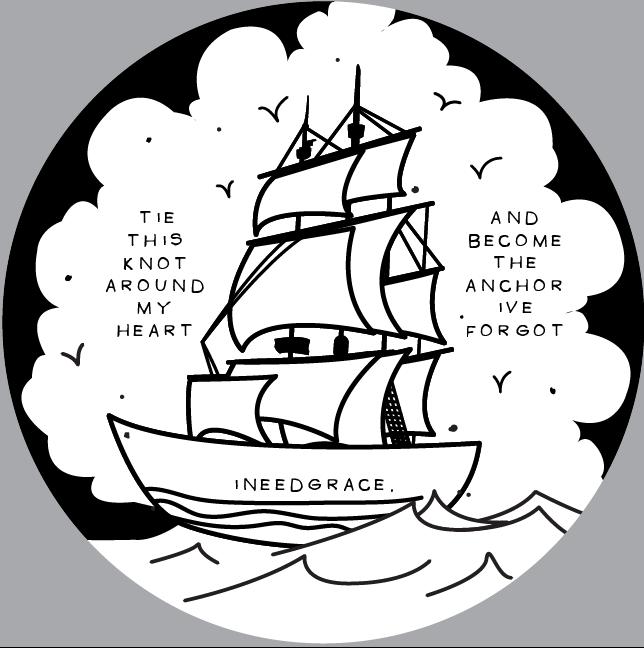 sticker concept | ineedgrace.