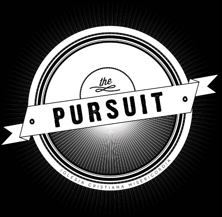 tee concept. The Pursuit youth conference.