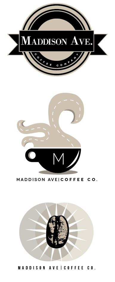 identity concept. Maddison Ave. Coffee | Albuquerque, NM