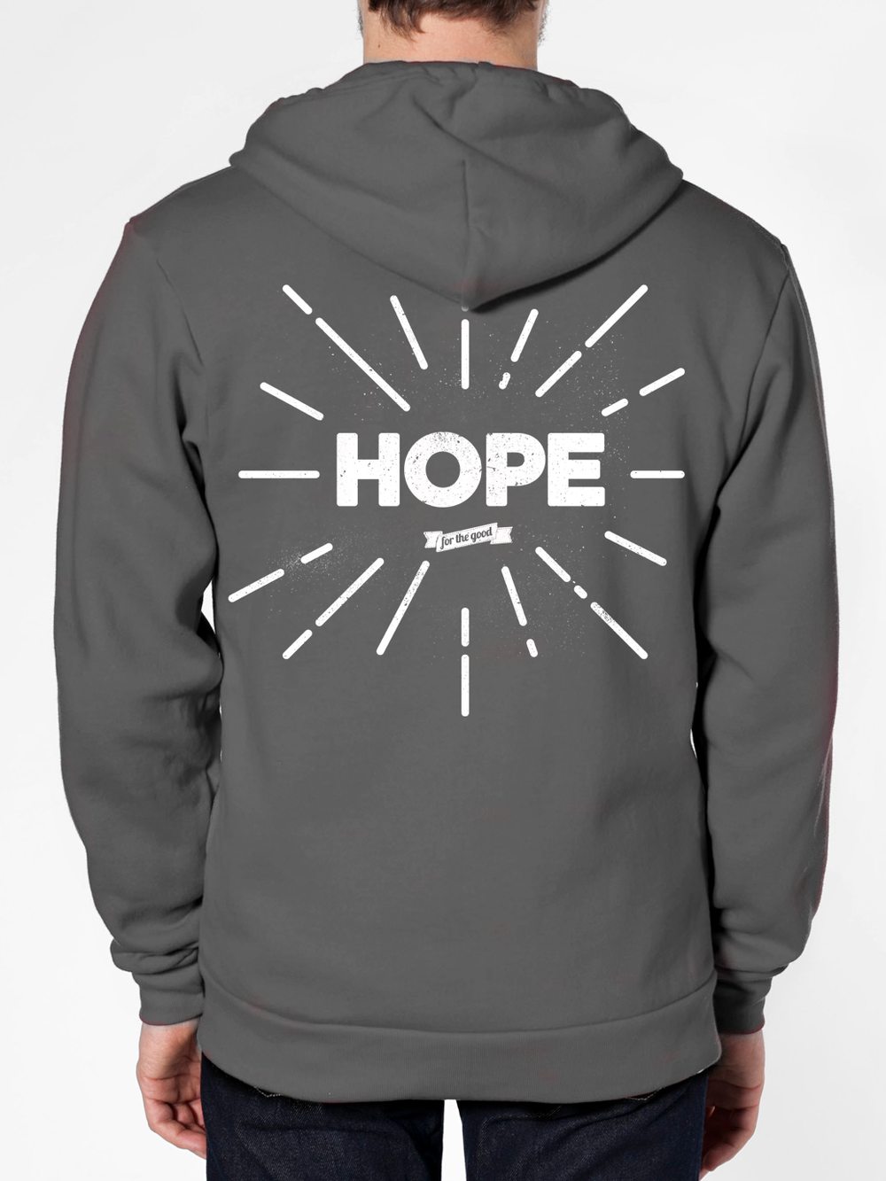 hoodie design in support of #HopeForSwaziland