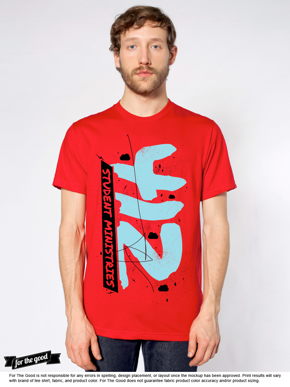Tee concept | 412 Student Ministries | NM