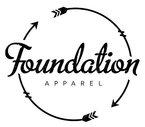 Identity logo set   Foundation Apparel