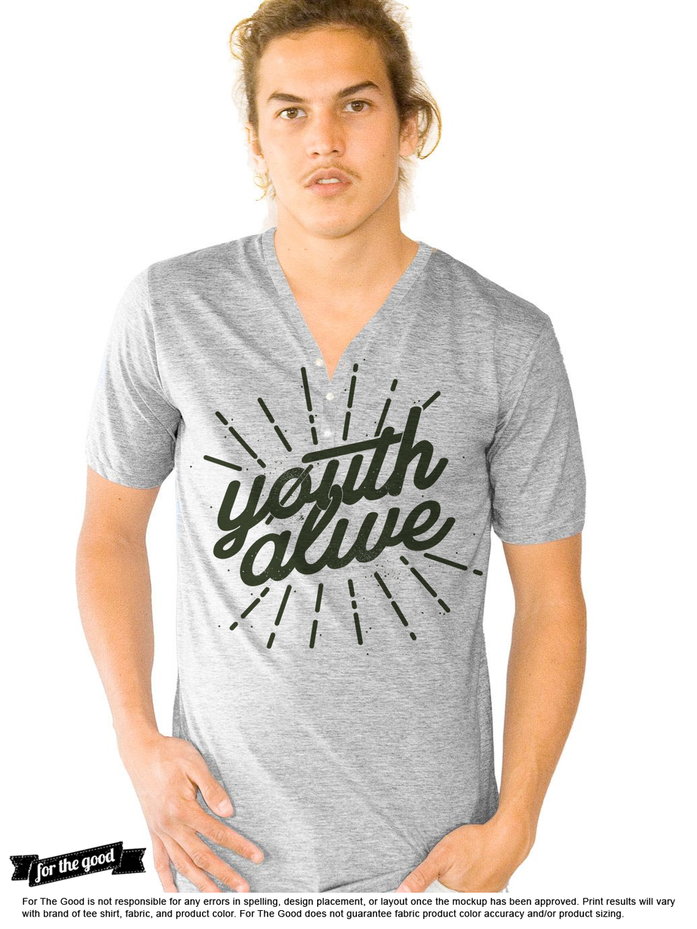 Tee concept | Youth Alive North TX