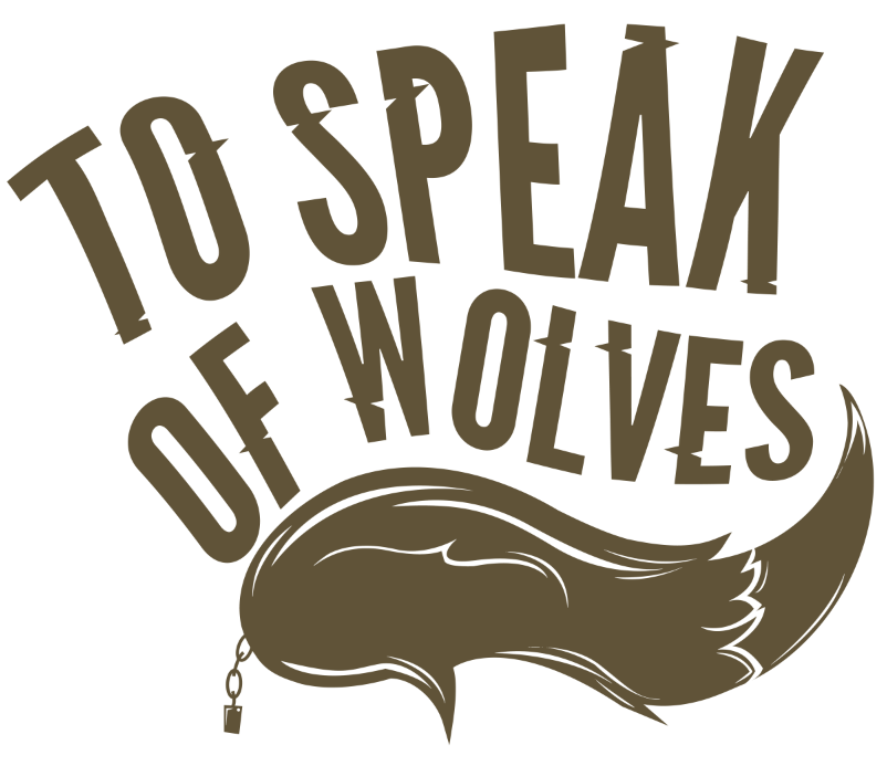 """Tee concept   """"Wolf Tail""""   To Speak of Wolves"""