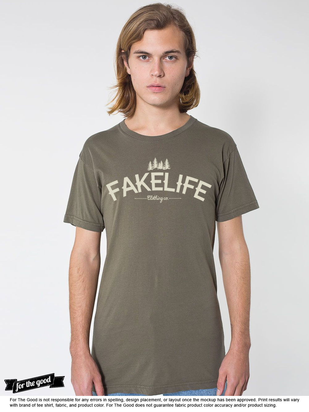 Apparel concept | Fakelife Clothing | Lancaster, PA
