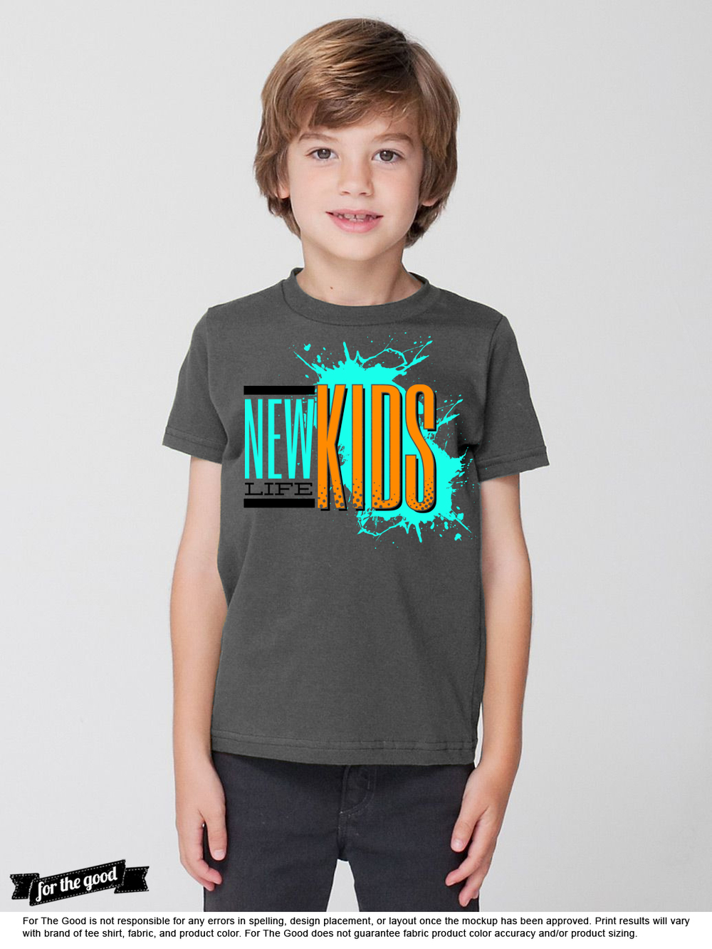 apparel concept | New Life Kids | Springfield, MO