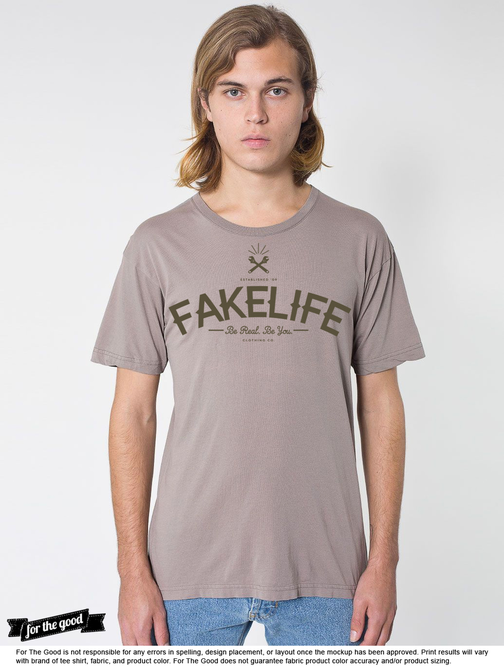 apparel concept | Fakelife Clothing CO. | PA