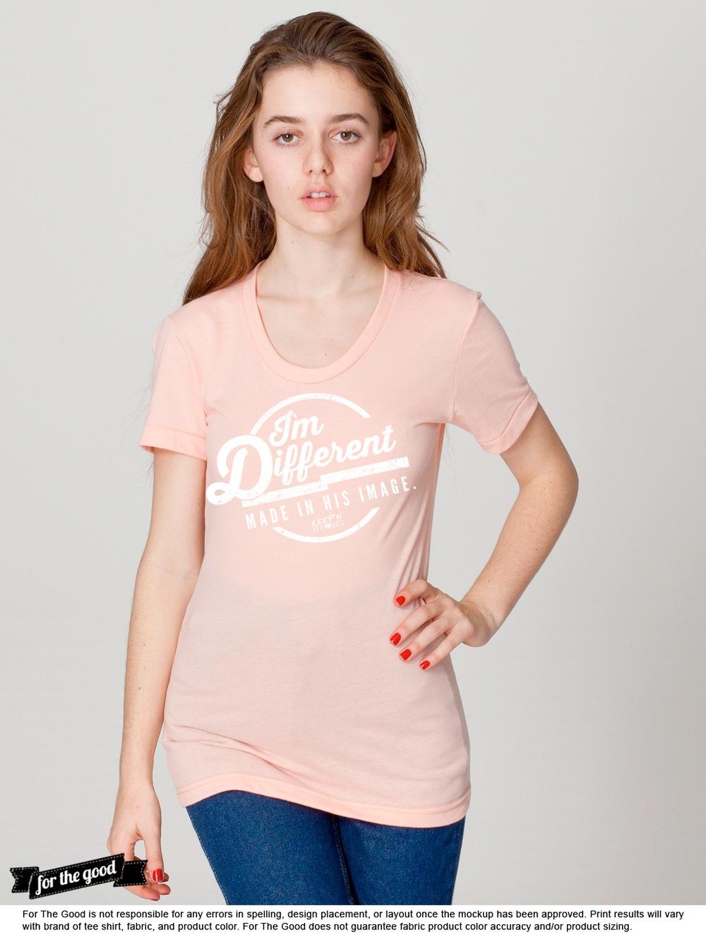 apparel design   Keepin it pure