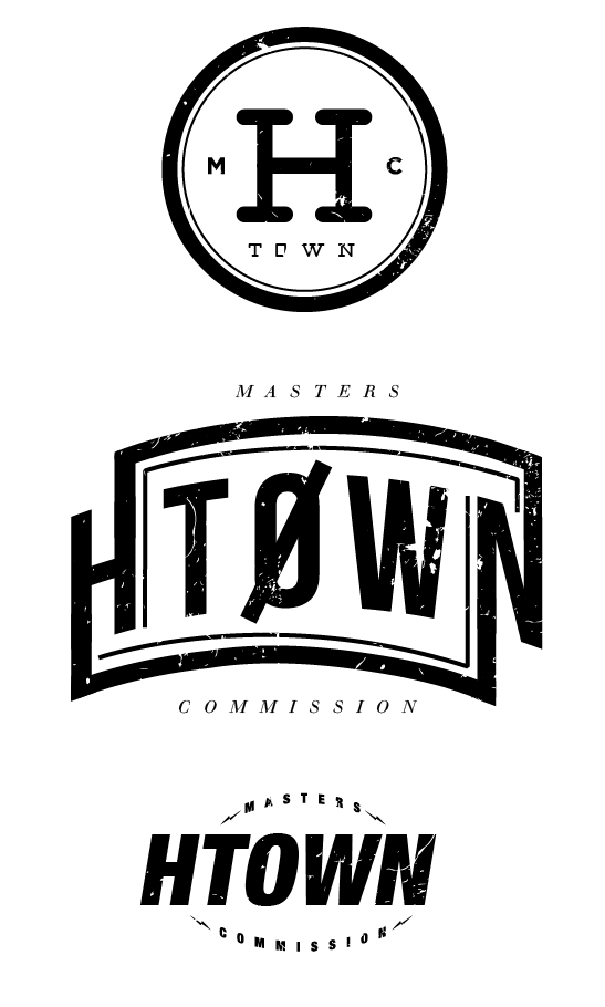 identity concepts | H Town Masters Commission