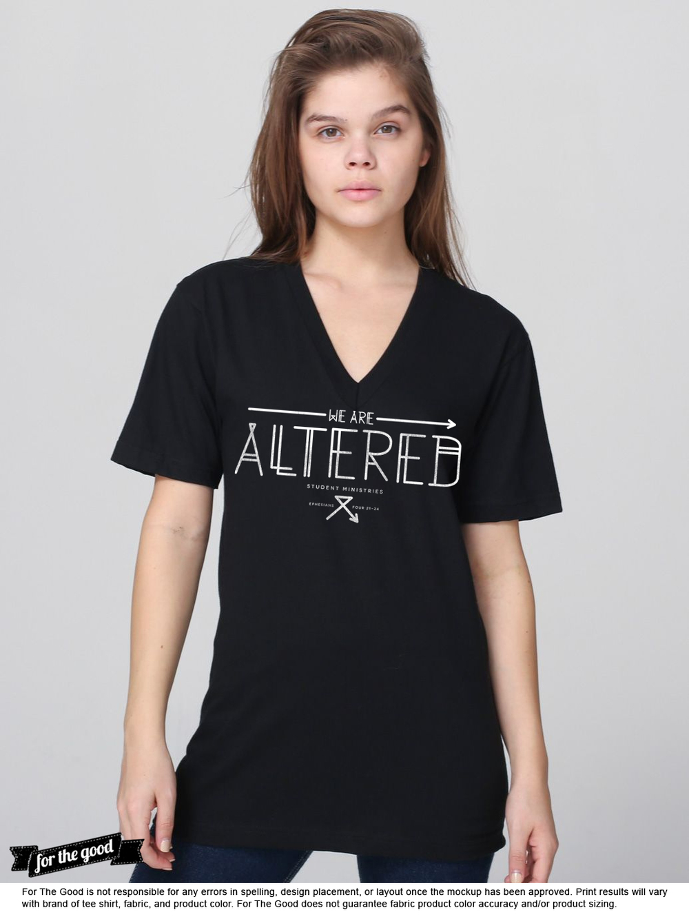 Apparel concept | Altered Student Ministries
