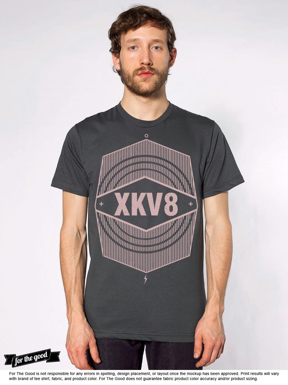 Tee concept | XKV8 | TX