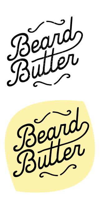 Logo concept | Beard Butter