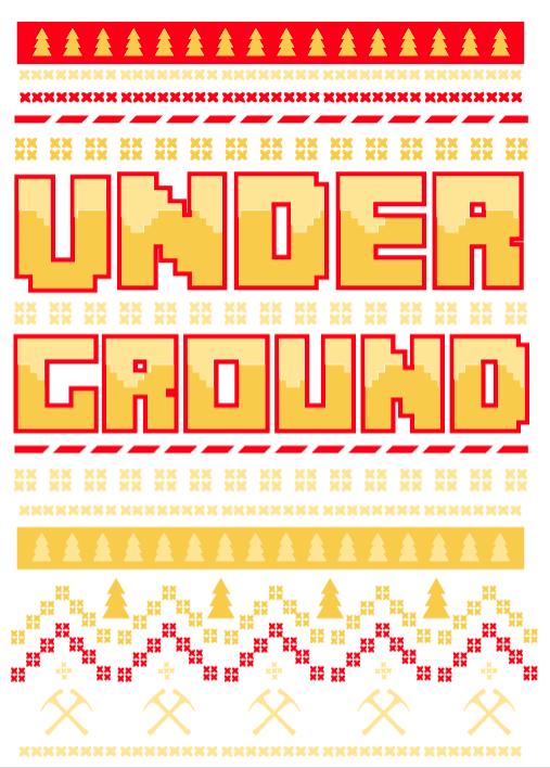 Ugly Christmas Sweater | Apparel | Underground SM | MO